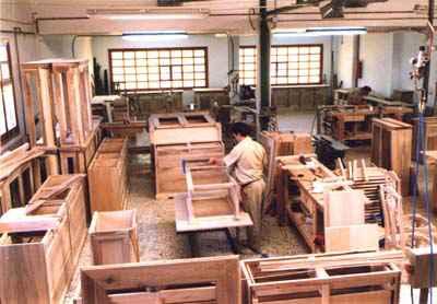 Almazan mueble artesano s l - Muebles en almazan ...